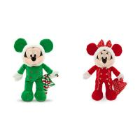 Festival Party Red and Green Disney Plush Toys logo available Manufactures