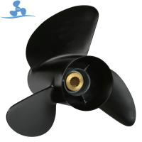 Stainless Steel 3 Blade Propeller For Yamaha 6K1-45978-02-EL SS Boat Props Manufactures