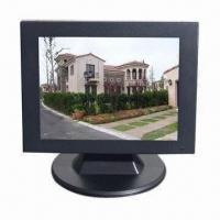10.4-inch LCD CCTV Monitor, Supports 800 x 600 Pixels Resolution and 24 Hours Working Manufactures