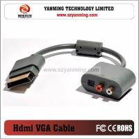 China audio Cable for Xbox 360 Wireless Controller Gamepad on sale