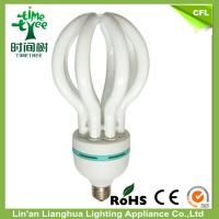 Super Brightness T5 85W Lotus CFL Energy Saver Light Bulbs With Nature White 4000K Manufactures