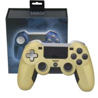Elite Ps4 Wireless JoystickNon - Slip Surface Gold Color USB Cable Game Accessories Manufactures