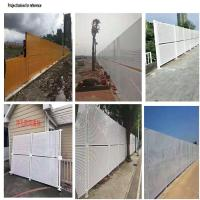 35 years viaduct iron fence with high wind-proof capacity and strong stability Manufactures