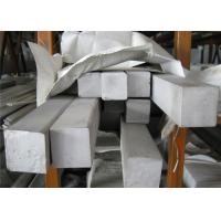 Square Marine Stainless Steel Bar DIN 309S , Hot Rolled Steel Bar Manufactures