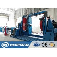 Single Twister Wire Cable Machine Cantilever Type S / Z Optional Twist Direction Manufactures