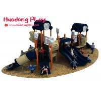 China Attractive Colorful Style Kids Outdoor Play Equipment Games For Amusement Park on sale