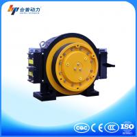 China WTD1-B model hot sell MR & MRL passenger elevator commercial elevator gearless traction machine on sale