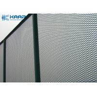 Working Platforms Construction Wire Mesh , Steel Wire Mesh Decoration for sale