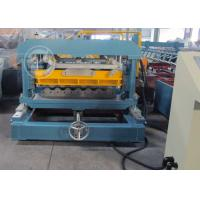Anti Rust Roller Metrocopo Steel Roof Tile Roll Forming Machine with CE Manufactures