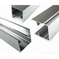 Chemically Polished Aluminum Angle Extrusion For Windows And Doors ISO9001 approved Manufactures