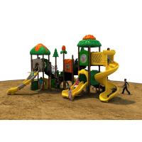 CE 2-12years old imported LLDPE outdoor playground equipment ,nursery school kids playground Manufactures