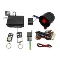 Blazer One Way Car Security System , High End Car Alarm System With Remote Start Manufactures