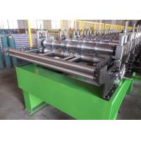 China Floor Deck Roll Forming Machine Galvanized Steel Roofing Sheet Making Machine on sale