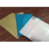 Blue Aluminum Foil Anti Vibration Mat / Vibration Damping Material With ISO Certification Manufactures