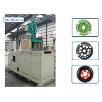 Industrial Vertical Injection Molding Machine For PU Transparent Kids Scooter Wheel Manufactures
