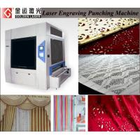 Cloth Flying Laser Engraving Machinery Manufactures