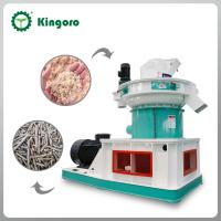 Superior Performance Wood Pellet Machine for biomass fuel with high capacity for Sale Manufactures