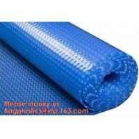USA Europe Heavy Duty Plastic Bags Bubble Insulated Swimming Pool Cover Film Manufactures