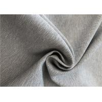3-3 Twill Cationic Fabric Weft Stretch Two Tone Look Coating Breathable Woven Fabric Manufactures