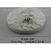 Muscle Wasting Treatment SARMS Raw Powder RAD 140 Crystalline Powder CAS1182367-47-0 Manufactures