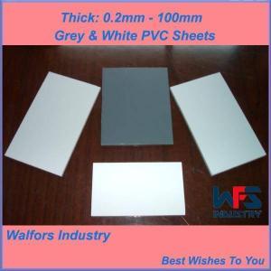Rigid PVC plate Manufactures