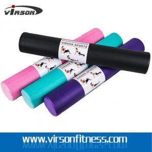 China Ningbo Virson Exercise solid EVA foam Roller, Yoga Foam Roller on sale