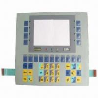 High-quality Membrane Switches/Keyboard, can insert card and two-way FPC Manufactures
