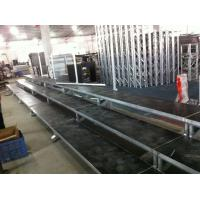 Scaffolding Style Portable Bleacher Seats , Color Customized Retractable Theatre Seating Manufactures