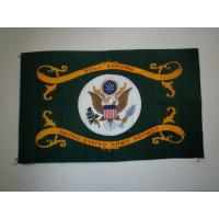 Outdoor Country Military Army Advertising Flag Banners With Poles , Customized Logo Manufactures
