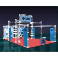 Exhibition Booth Events Aluminum Stage Truss  / T6-6082 Aluminum Manufactures