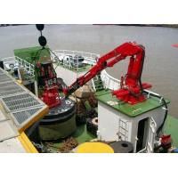 Telescopic Knuckle Boom Marine Crane for Ship and Port Wide Range Manufactures