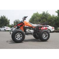 Adult 150cc 1 Cylinder 4 Stroke Off Road Atv Electric Starting Atv Manufactures
