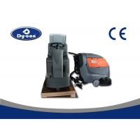 500W Suction Motor Industrial Floor Scrubbing Machines , Hard Floor Cleaning Machines Manufactures