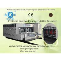 High Speed Carton Rotary Die Cutting Equipment For Cardboard Manufactures