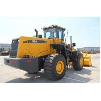 6 Ton Wheel Loader Machine 966H / Industrial Construction Machinery Manufactures