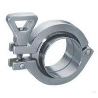 "Quality OEM Stainless Steel Tri Clamp Sanitary Fittings 1.5"" SS Ferrules And Gasket - Silicon for sale"