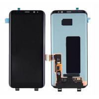 China Mobile Phone LCD Touch Screen for Samsung Galaxy S8 Plus Assembly with Frame on sale