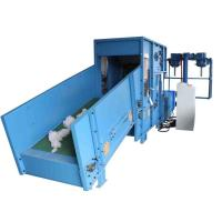 SIMENS Moter Automatic Bale Opener For PU Leather substrate Making CE / ISO9001 Manufactures