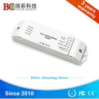 3 years warranty 4 channels led rgbw light led dali dimming controller, 12V 24V dali dimmable driver Manufactures