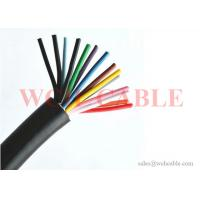 China UL21915 Thermoplastic mPPE Eco Friendly Instrumentation Cable 105C 600V on sale