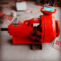 BETTER Mission Magnum 6x5x14 Centrifugal Slurry Pumps Complete w/Mechanical Seal RH Impeller 14 Red Painting Manufactures