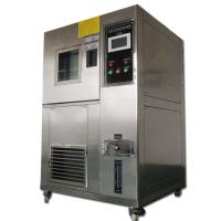 China 408L Touch Screen Programmable Constant Temperature And Humidity Test Chamber on sale