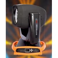 China Bright LED Moving Head Lights , Stage Show Moving Dj Lights With 3 Lenses Optical on sale