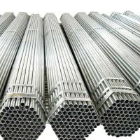 China Q235 48mm Seamless Carbon Steel Pipe Scaffolding , Hot Dip Galvanized Steel Pipe on sale