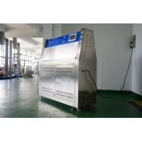 Environmental Accelerated Aging Chamber Spray Accelerated Weather Testing / UV Testing Machine(GW-3000) Manufactures