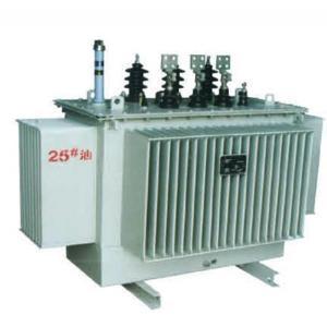 11kV Full Enclosed Amorphous Metal Distribution Transformer Easy Installation