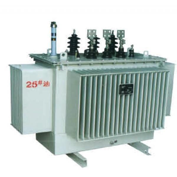 Quality 11kV Full Enclosed Amorphous Metal Distribution Transformer Easy Installation for sale
