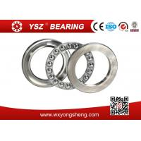 Thrust High Speed Bearings With Flat Seats , 51200 51201 51202 51203 51204 Manufactures