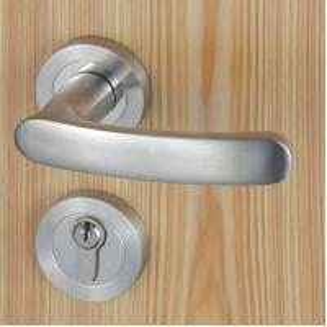 6063 Mortise Cylinder Entry Door Locksets For Room / House ANSI Standard Manufactures