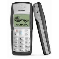 China wholesale original Nokia 1100 unlocked GSM mobile phone on sale